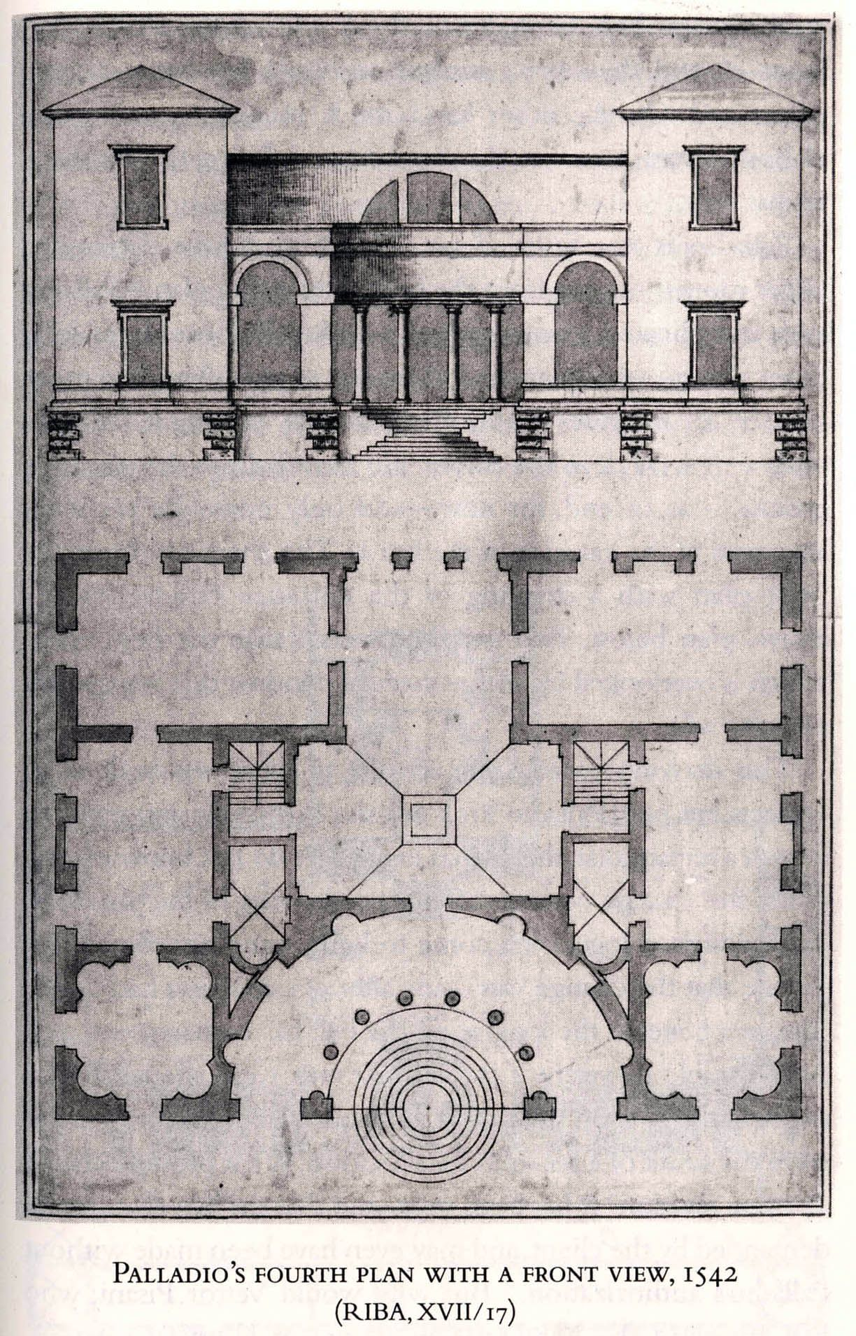 Villa Pisani Floor Venice Neo Classical Architecture
