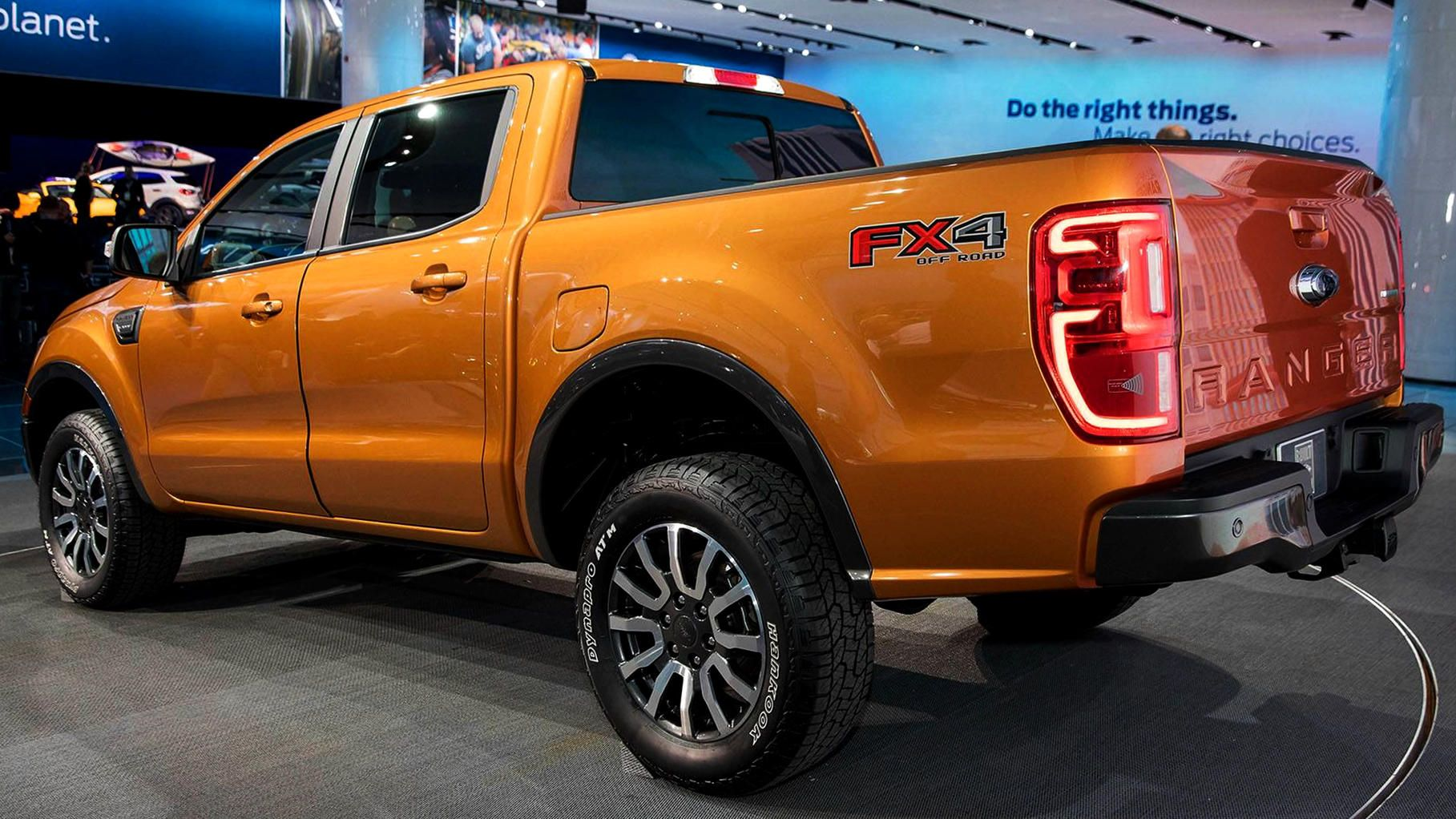 2019 Ford Ranger Ranger Raptor Everything You Need To Know