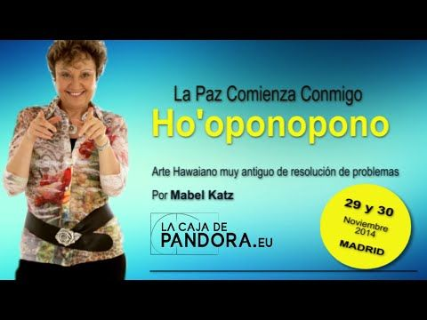 HO`OPONOPONO, LA LLAVE PARA SANAR TU ALMA.wmv - YouTube