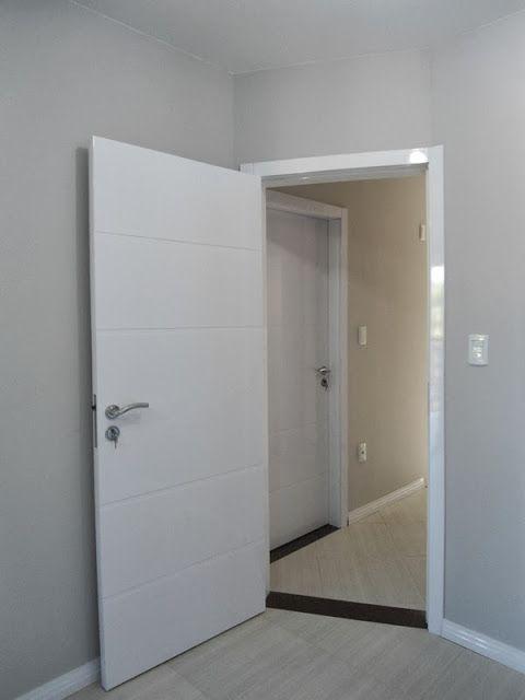 Tipos de portas modernas e estilosas portas modernas for Portas de apartamentos modernas