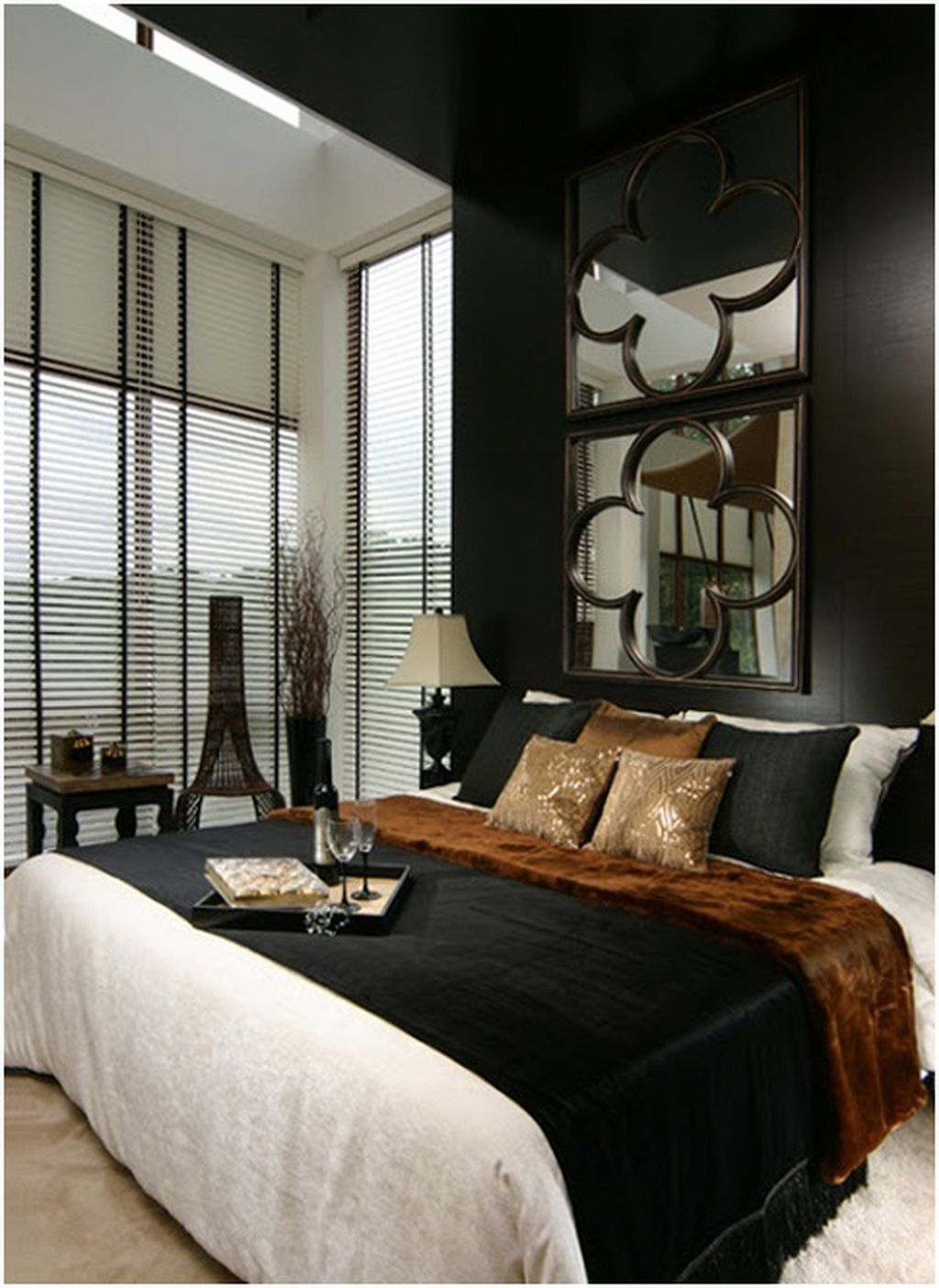 Romantic Room Setting: 34 Elegant Bedroom Decoration Ideas