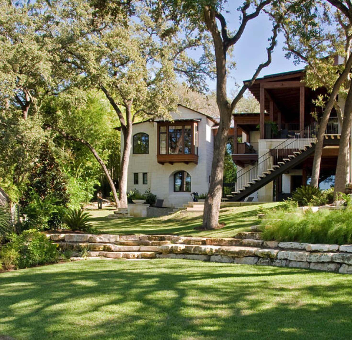 Beautiful Lake House Decor Inspiration: Stunning Rustic Modern Home Nestled On Beautiful Lake