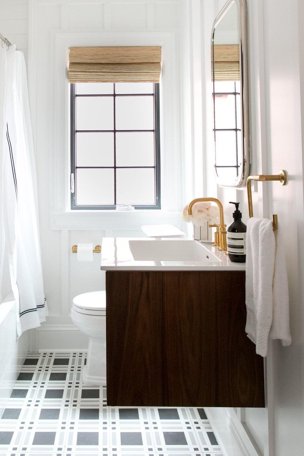 2018 Design Trends for the Bathroom   Pinterest   Floating vanity ...