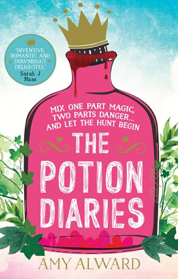 The potion diaries books pinterest books book worms and films the potion diaries fandeluxe Gallery