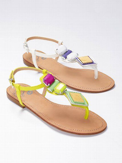 Sandals  | The House of Beccaria