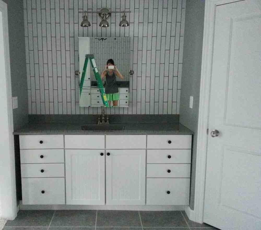 Bath Cabinet Hardware | Vanity Cabinet | Pinterest | Bath cabinets ...