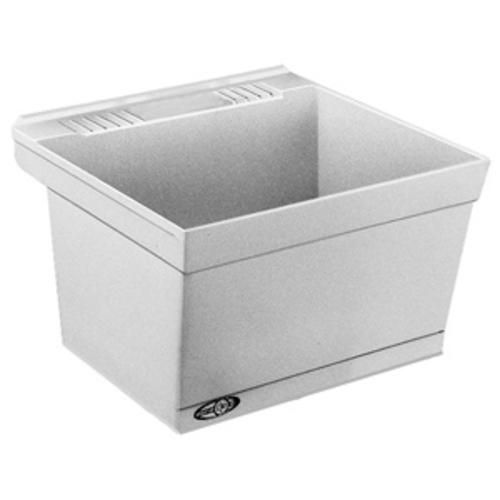 Mustee Utilatub Laundry Tub Wall At Menards Laundry Tubs Utility Sink Sink Accessories