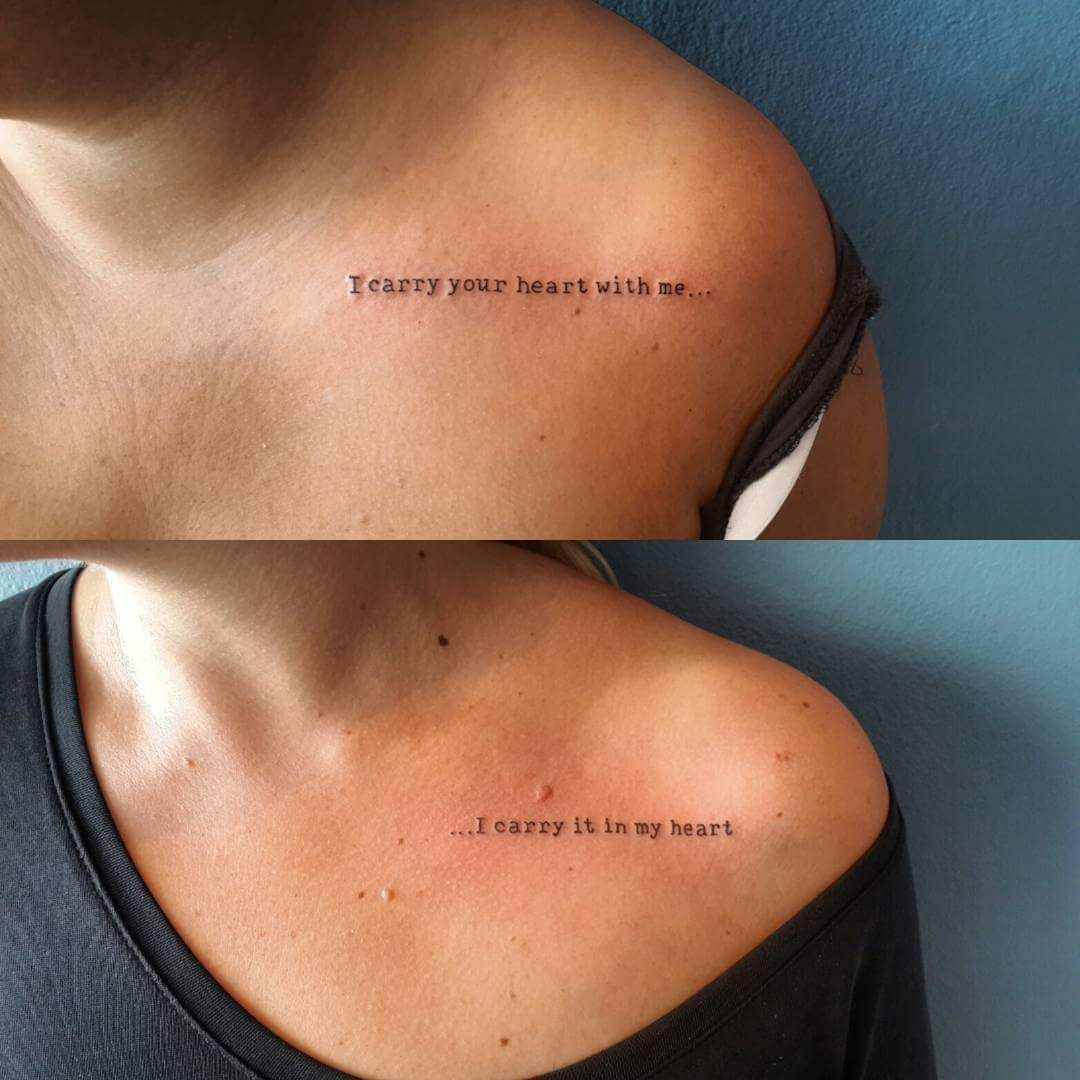 And quotes sister tattoos forecast to wear in autumn in 2019