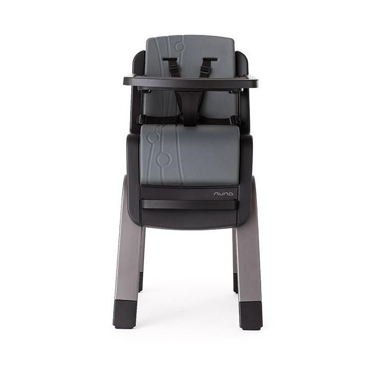 Nuna zaaz high chair pewter high chair nuna baby