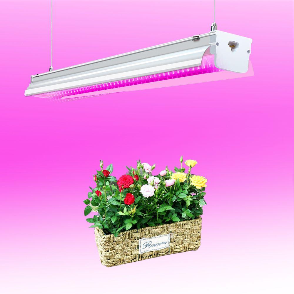 Grow Lights For Indoor Plant Lighting Led 2ft In 2020 Led Grow Lights Grow Lights Led Grow