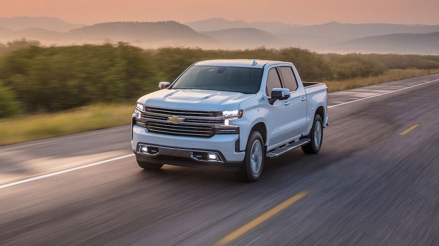 Review 2019 Chevy Silverado High Country Brochure And Images