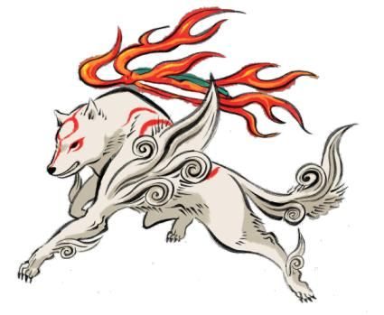 Okami Ps2 Wii 2006 I Actually Liked This Game Better Than