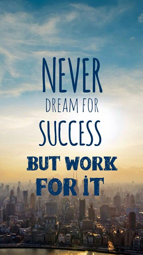 Make Your Dream A Reality Fitness Motivation