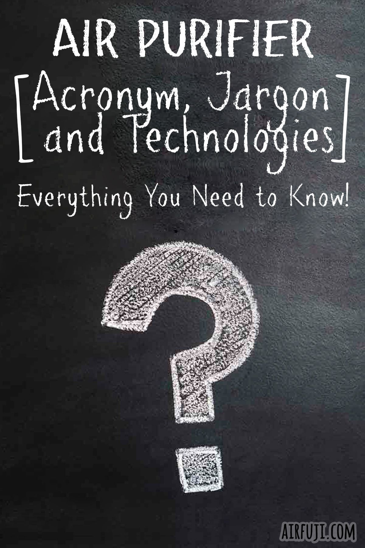 There are many jargon, acronym and association that can be