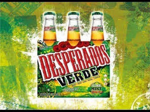 Disgusting Beer Desperados Verde Lime Mint Tequila Beer Review Tequila Beer Craft Beer Beer