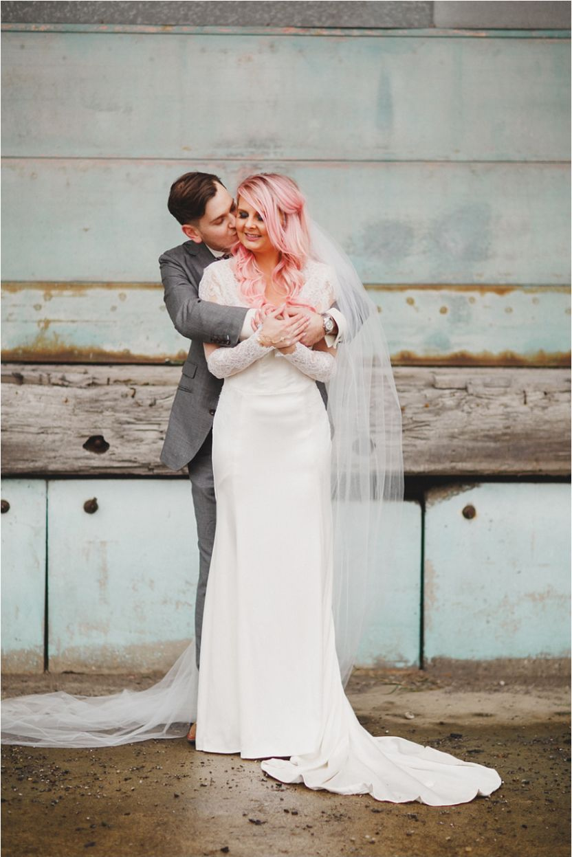 Brooke Tim Pinterest Alternative Wedding Museum Wedding And