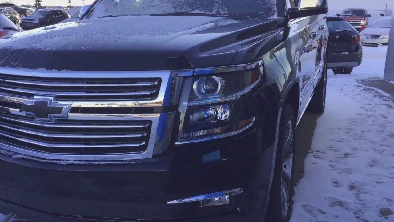 2017 Chevrolet Suburban Premier Lz New Black 4x4 Loaded 17n027 Estilo