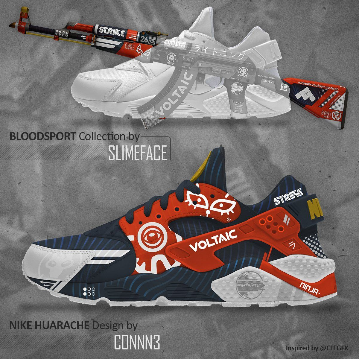 nike air force bloodsport