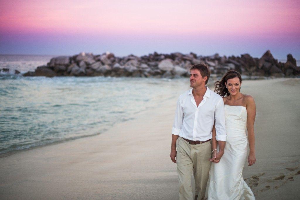Beach Wedding Photography Sunset