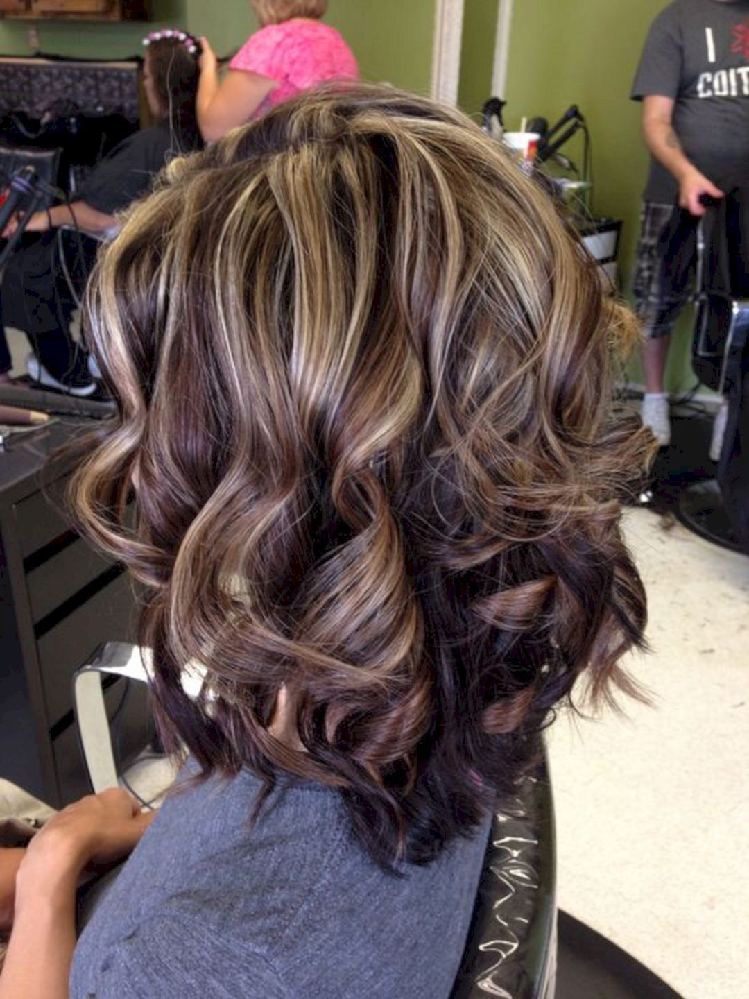 beautiful fall hair color to look more pretty hair coloring