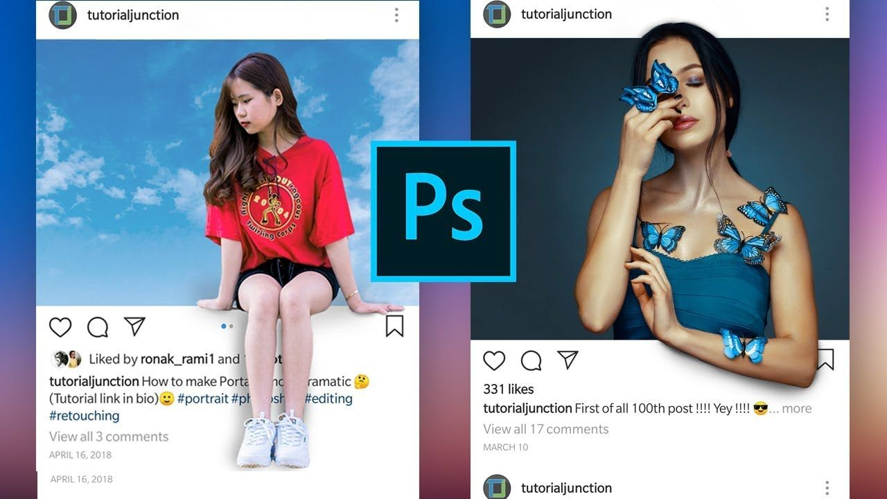 How To Create 3d Instagram Photo Frame Effect Photoshop Tutorial Youtube Instagram Photo Frame Photoshop Tutorial Photo Frames Effects