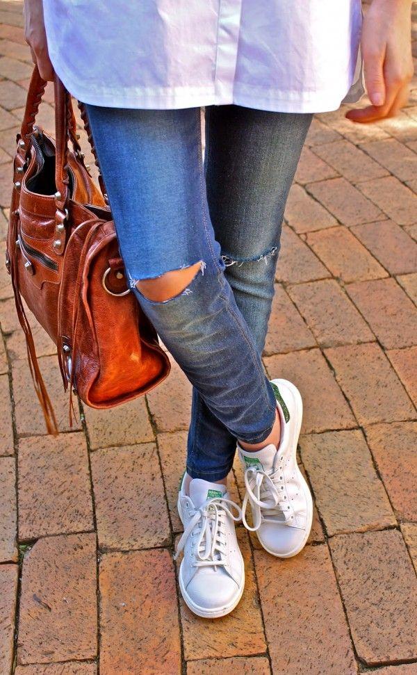 adidas stan smith teen