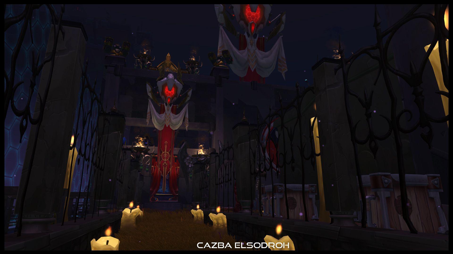 La Cazba Elsodroh | Wildstar Housing