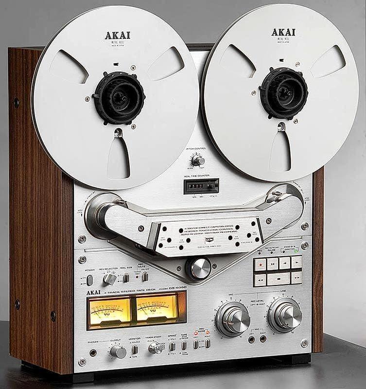 Retrosound On Instagram Artwork From Akai Gx 635d Vintage Hifi Audiophile Hobby Akai Audio Design Vintage Speakers Vintage Electronics
