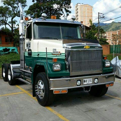 Chevrolet Super Brigadier Chevrolet Trucks Chevy Trucks Model
