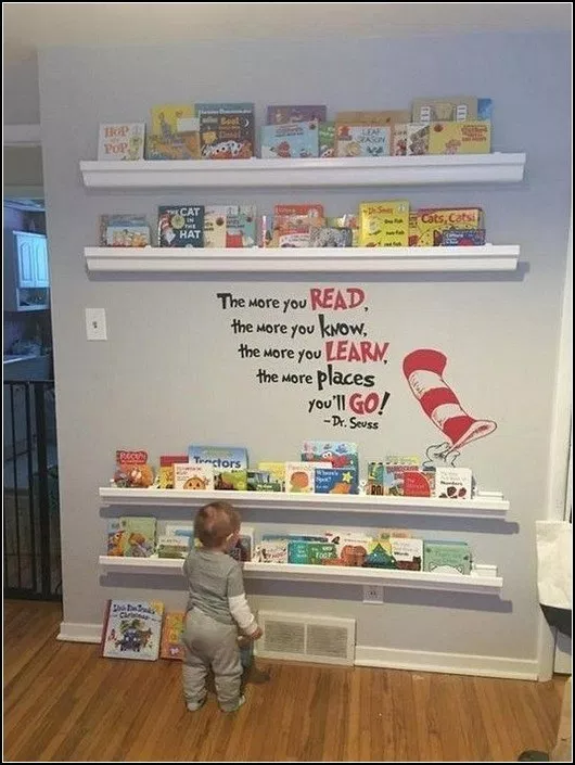 163 Best Great Kids Bookshelf Diy Ideas For Your Baby Home Page 4