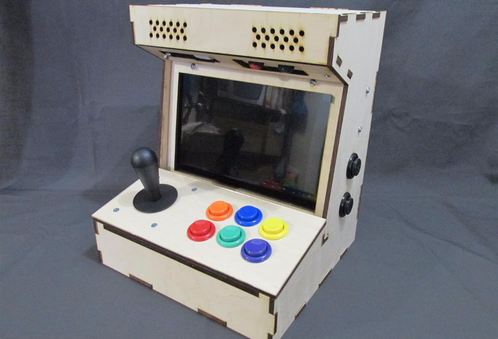 Custom Built Arcade And Mame Cabinets Mini Arcade Roms Emulators Porta Pi Porta Pi Arcade Diy Video Game Ha Diy Arcade Cabinet Arcade Cabinet Kit Arcade