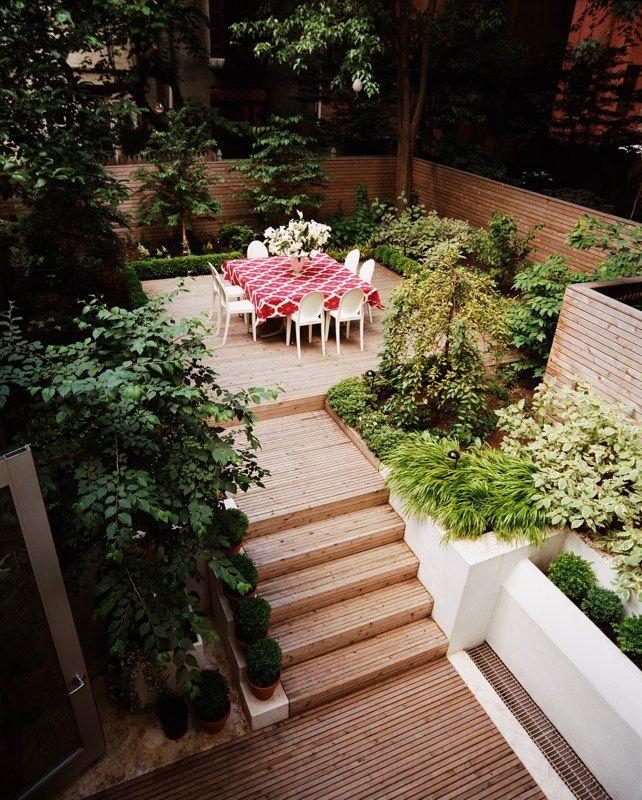 City Garden Urban Stadstuin Stad
