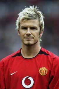 10 Outgrown And Bleached Hair David Beckham Hairstyle David Beckham Haircut David Beckham