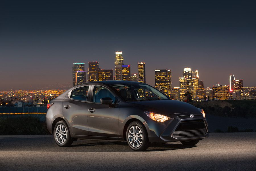 Preview The Scion Ia Walkaround Video Official Scion Blog Yaris Toyota Dealers Toyota