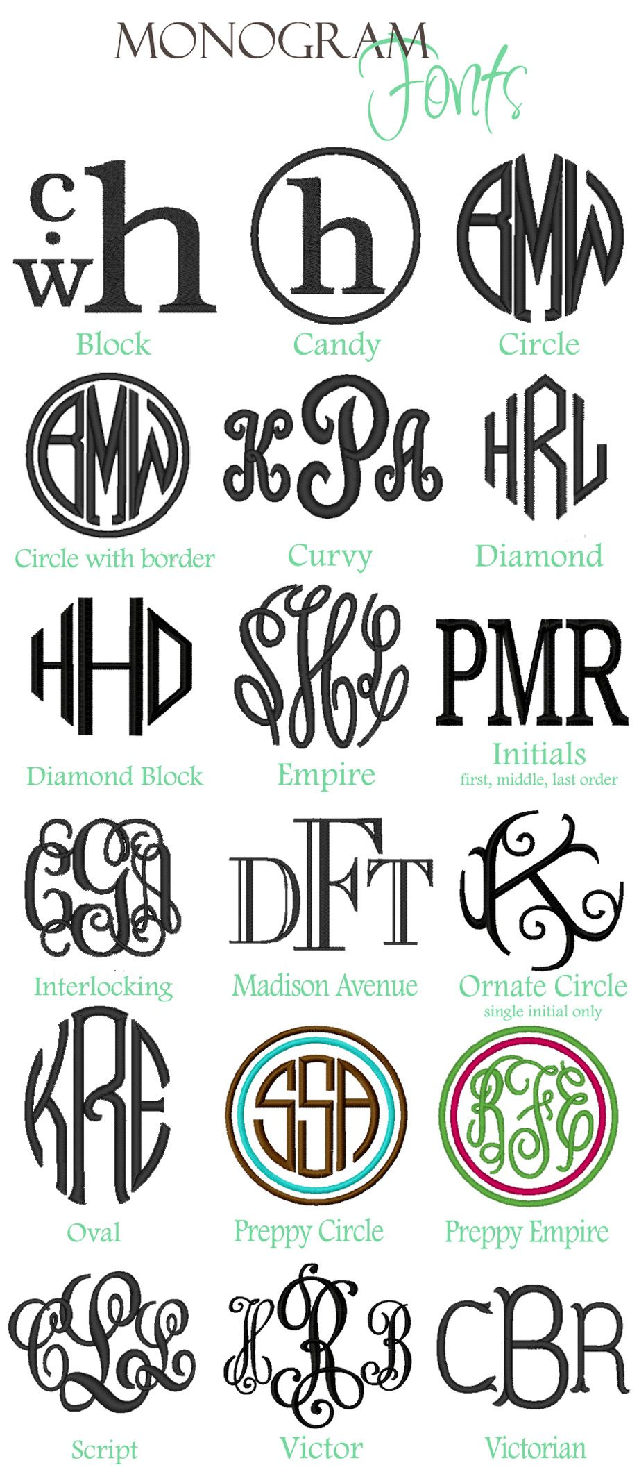 Monogrammed Madness Amy Giggles Designs Monogram Fonts Lettering Monogram