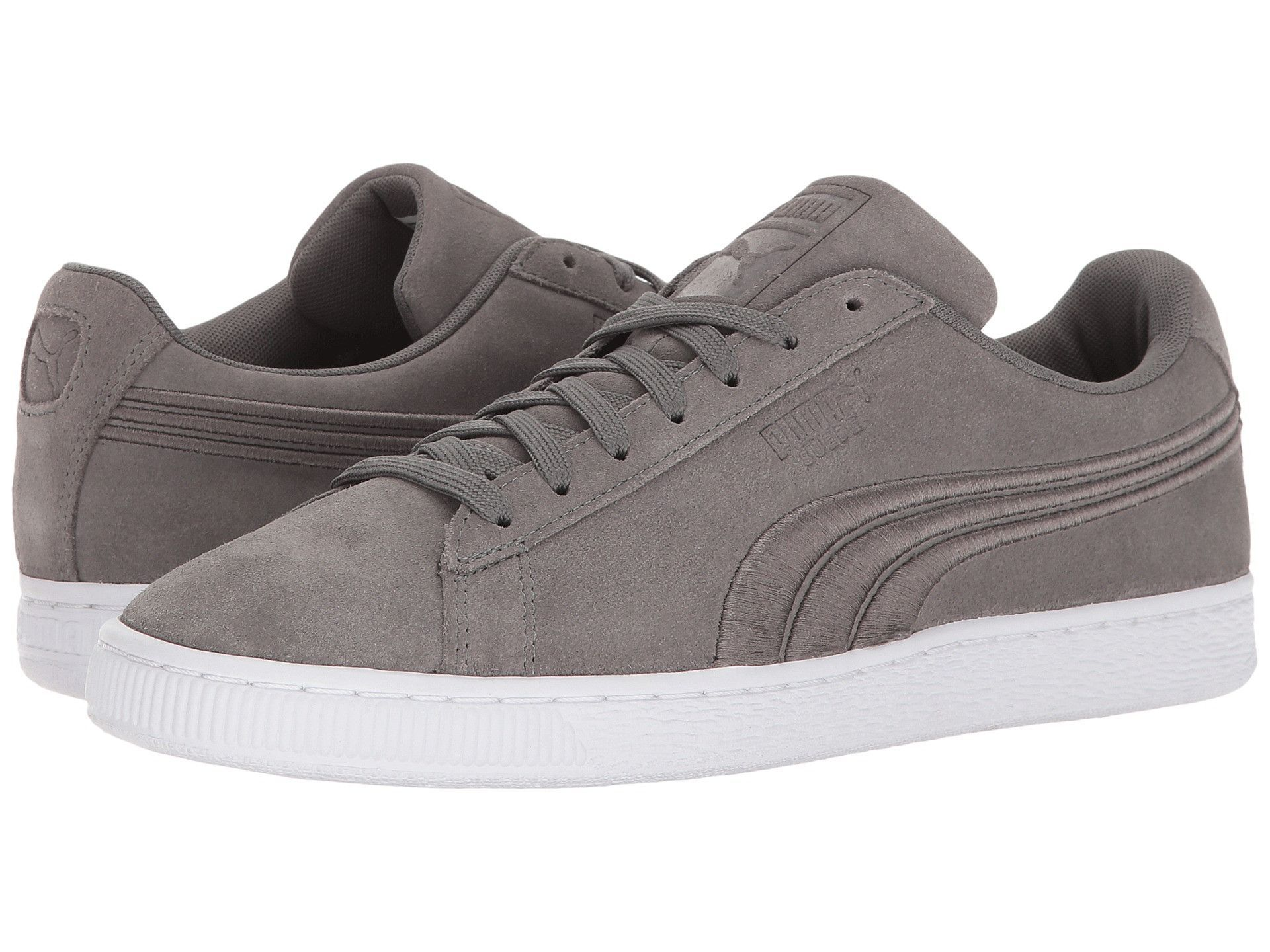 PUMA Suede Classic Badge Men | Quiet Shade (362594-04)