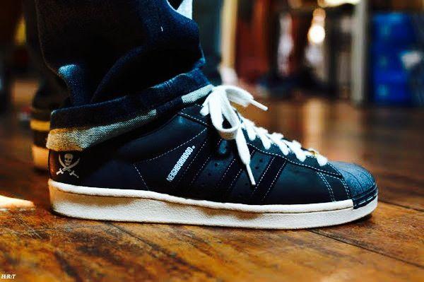 Visible Donación mareado  adidas#nbhd#35th#anniversary#consortium#superstar | Adidas superstar, Adidas  superstar 80s, Adidas