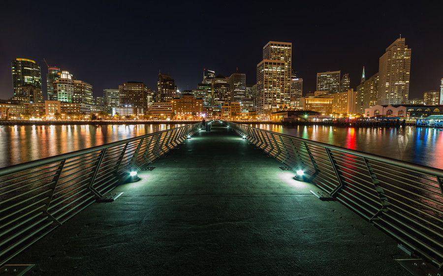 SF Pier 14 by Mike Ronnebeck on 500px | Pier. New york skyline. Skyline