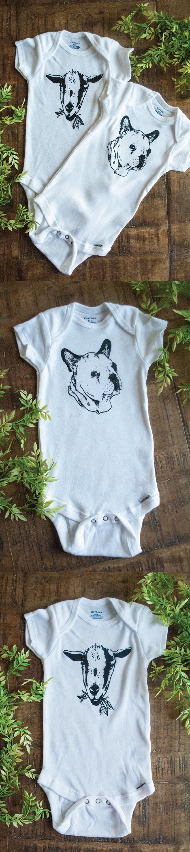 Custom Baby Pet Onesies, Pet Baby Onesies, Pet Custom Portrait