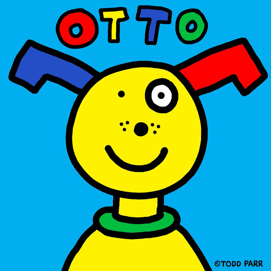 Otto by Todd Parr