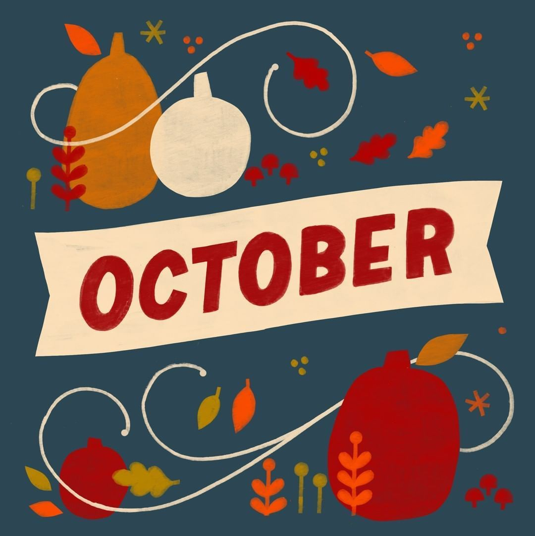 "Hallmark Canada on Instagram: ""Hello, October!  Hallmark Canada on Instagram: ""Hello, October! #hellooctober"