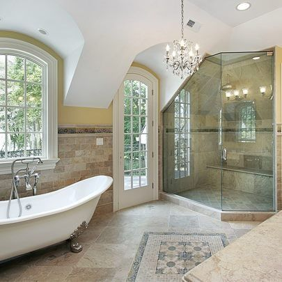 Bathroom Bathroom Design Luxury Luxury Master Bathrooms Master Bathroom Design Odd shaped bathroom design ideas