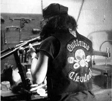 Outlaws MC Cleveland Ohio 1969 | Biker stuff | Outlaws motorcycle