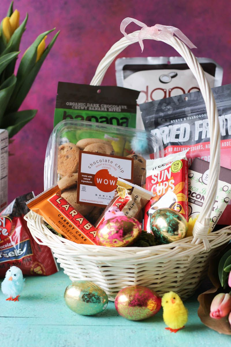 Building a better easter basket with whole foods market