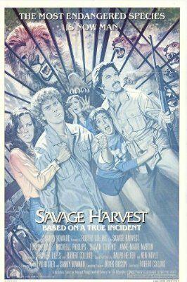 Savage Harvest Poster 27x40 Tom Skerritt Michelle Phillips Shawn Stevens