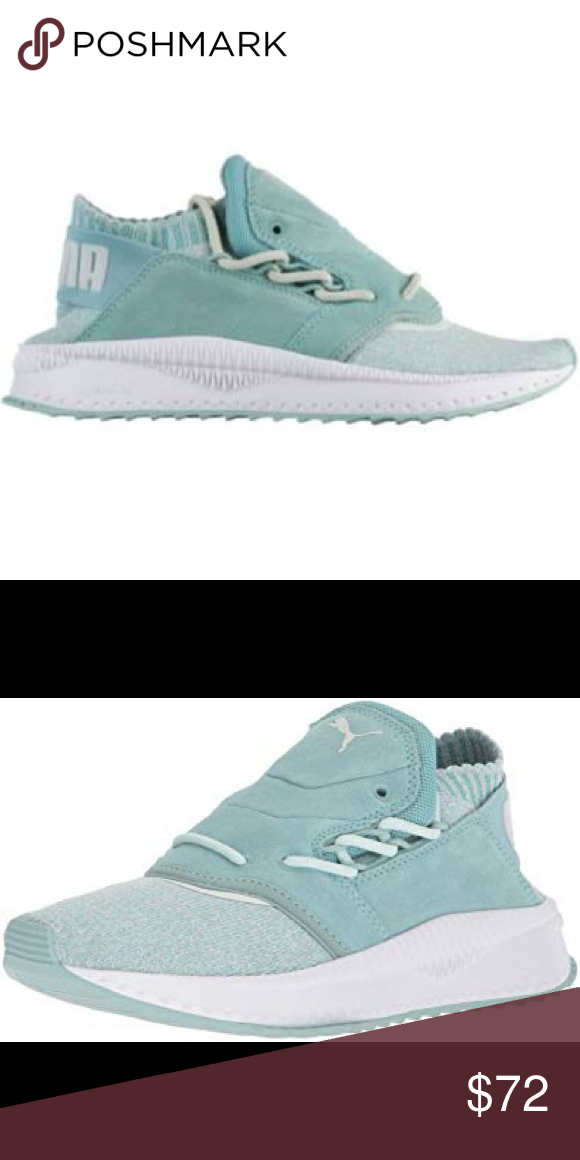 d926a546e6d3 PUMA NWT Sneakers Tsugi Shinsei Size 10 New with tags PUMA Tsugi Shinsei  teal sneakers. Size 10. Rock these sneakers at the gym or wear them to  brunch!
