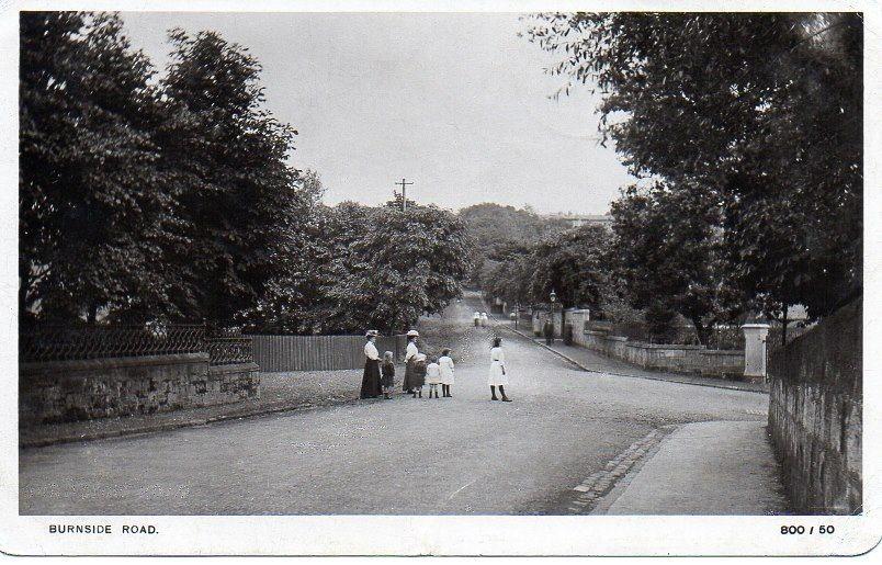 Burnside Road.