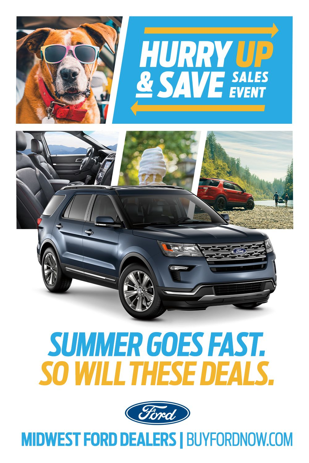 Come In Now To The Hurry Up And Save Sales Event For Huge Limited