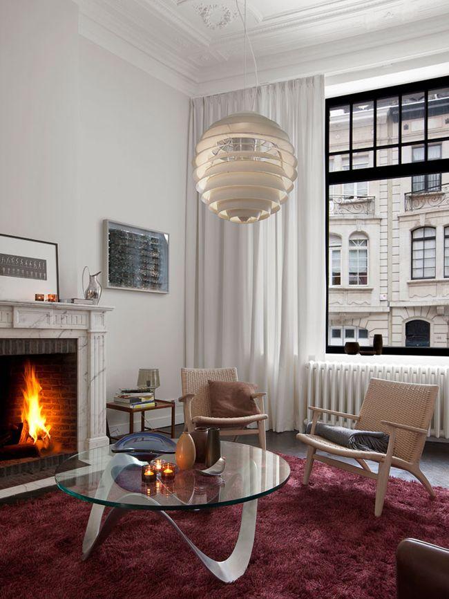 Www Elle Be L Hotel Tenbosh House A Bruxelles C Est Comme A La Maison Mais En Mille Fois Mieux Deco Salon Scandinave Living Room Scandinavian Deco Salon