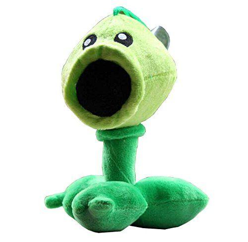 Plants Vs Zombies Garden Warfare Plush Toy Pea Shooter PVZ Soft Doll ...
